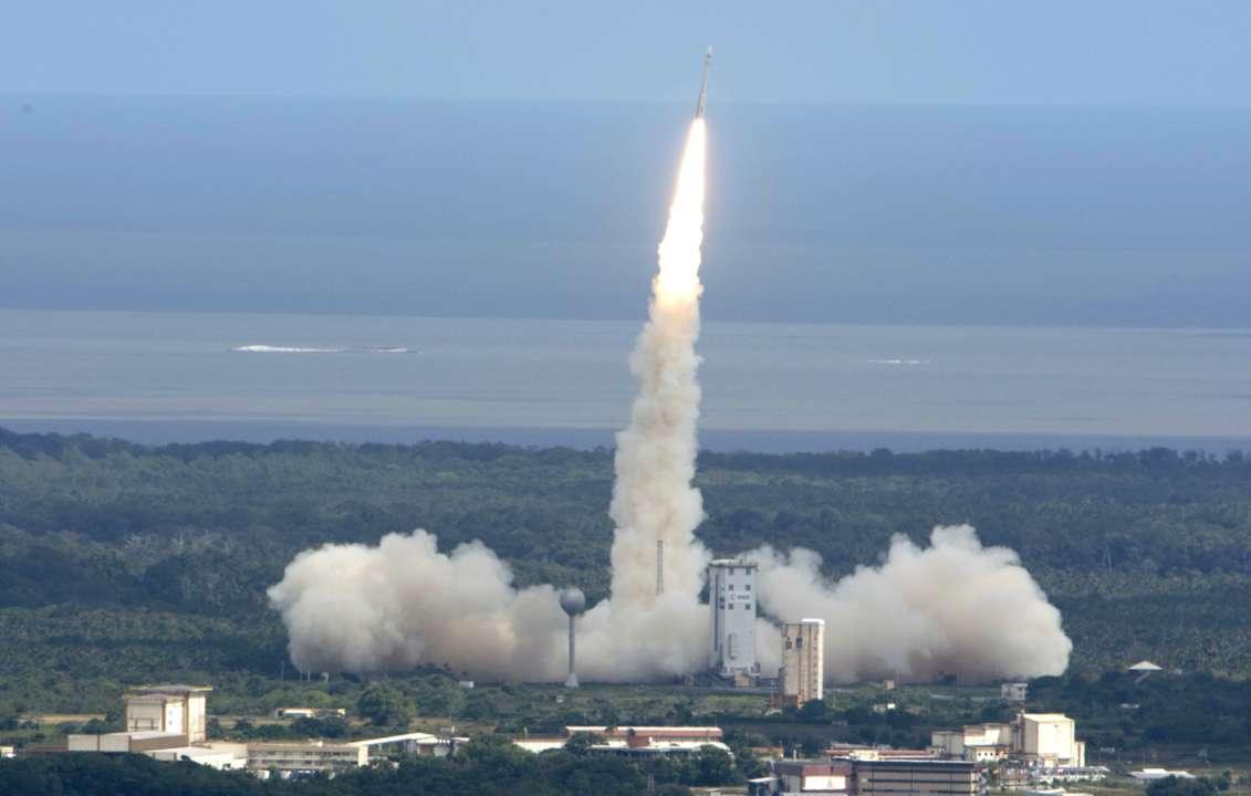 Итальянская компания закупила 10 украинских двигателей для космических ракет Vega