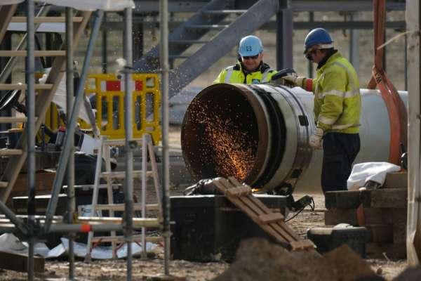 """В США готовят новые санкции против строителей """"Северного потока-2"""""""