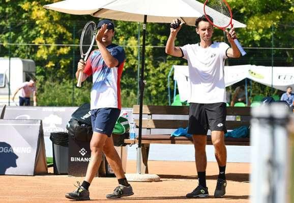 Стаховський і Молчанов поступилися у фіналі турніру в Києві
