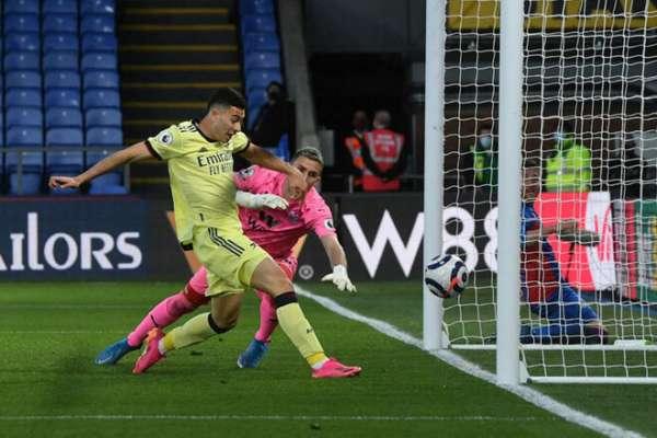 Кристал Пелас - Арсенал - 1:3. Огляд матчу і відео голів