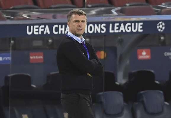 Ребров входить до шорт-листа УАФ на пост нового тренера збірної України