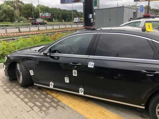 В полиции назвали основные версии покушения на Сергея Шефира