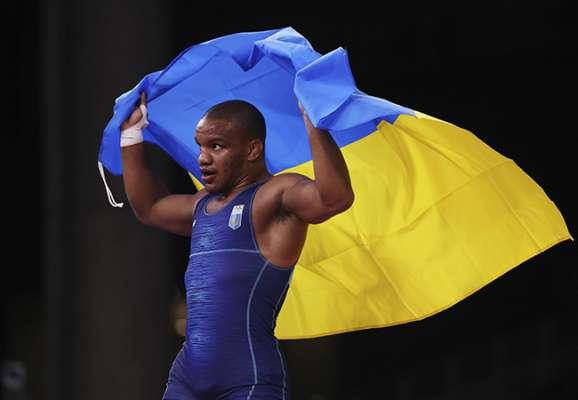 Беленюк виставив на аукціон золоту медаль Олімпіади-2020