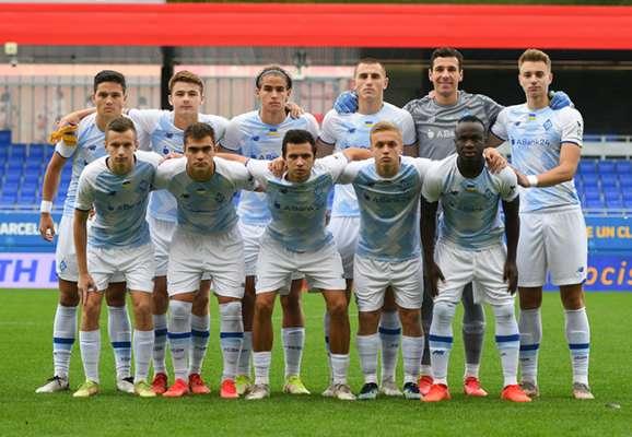 Защита Динамо – лучшая в 3-х турах Юношеской лиги УЕФА