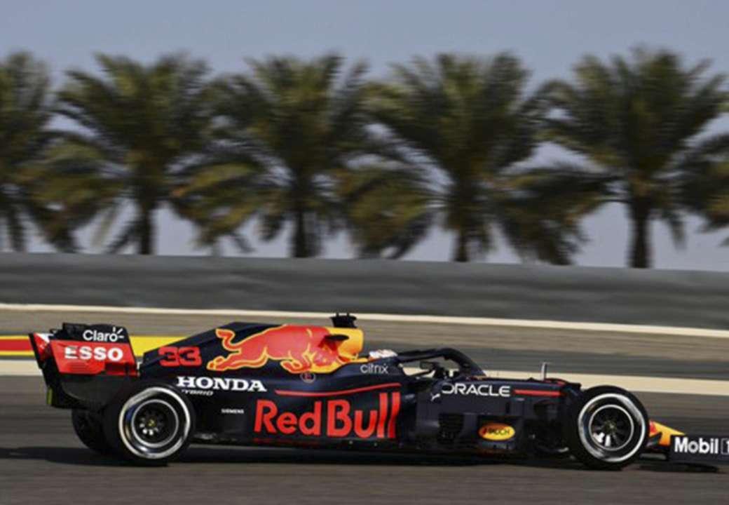 Ферстаппен показав найкращий час на практиці в Бахрейні