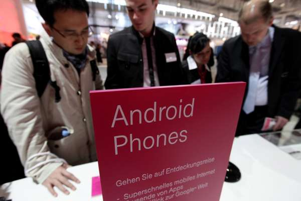 Самые популярные смартфоны Android 2021