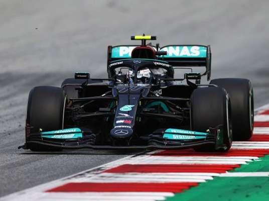 Ферстаппен вновь выиграл Гран-при Австрии