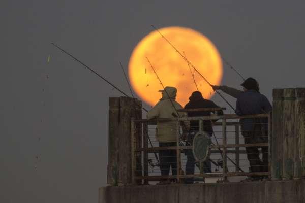 Повний Місяць у серпні: дата та час