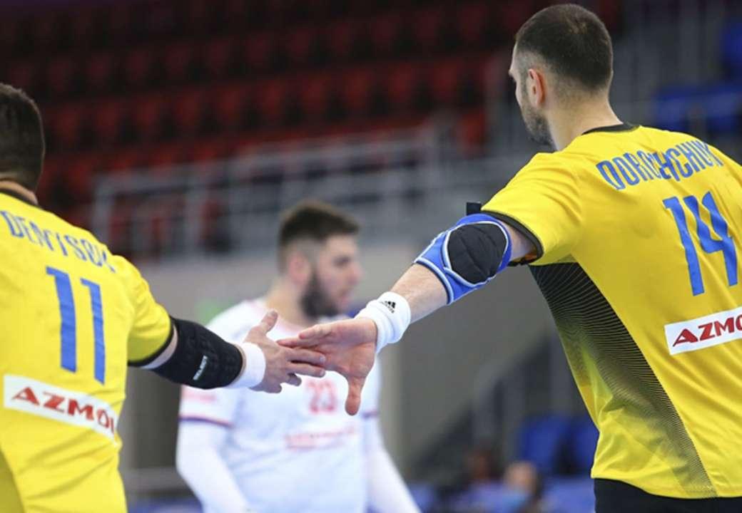 Украина снова проиграла Чехии в матче за право поехать на гандбольный чемпионат Европы