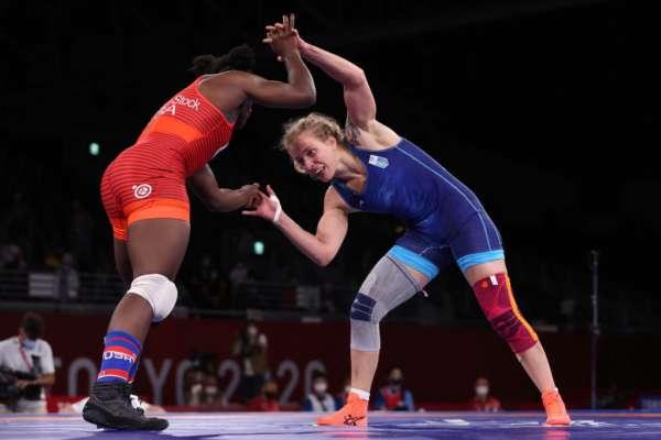 Алла Черкасова - бронзова призерка Олімпіади
