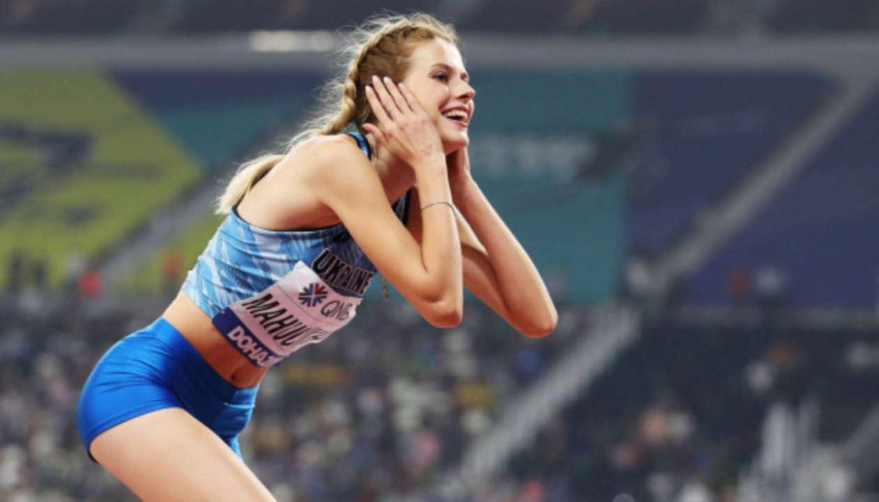 Украинка стала лучшей легкоатлеткой Европы в январе
