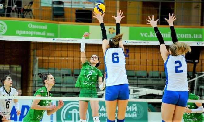 Сформовано пари фінального етапу Кубка України з волейболу серед жінок