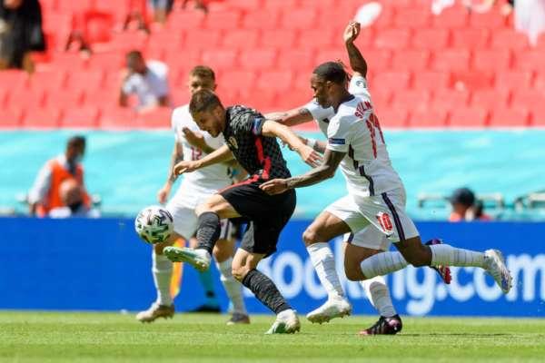 Прагматична перемога: Англія забила один м'яч Хорватії на Вемблі