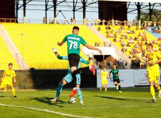 Суровый украинский футбол. Клуб Первой лиги снимается из соревнований