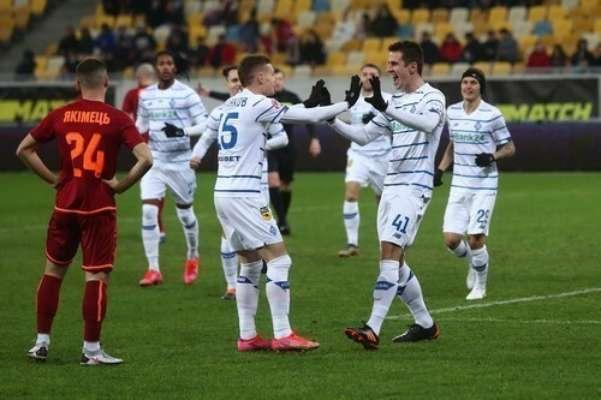 Теперь +4 от Шахтера: Динамо разгромило Львов и закрепилось на 1 месте