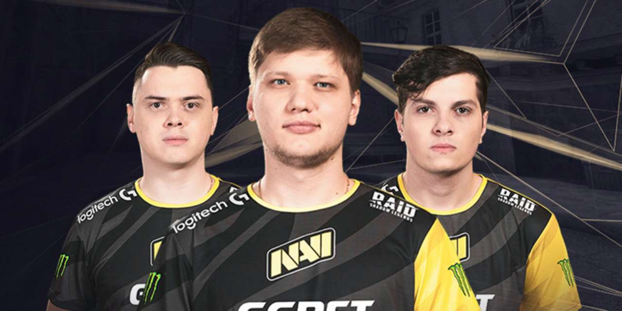 NAVI вышли в плей-офф DreamHack Masters 2021