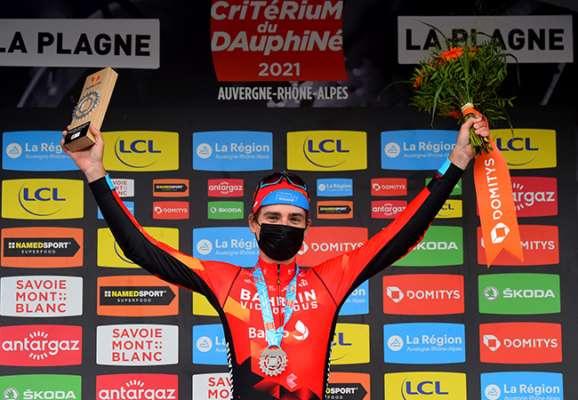 Триумф всей жизни. Падун выиграл 7-й этап многодневки Критериум Дофине