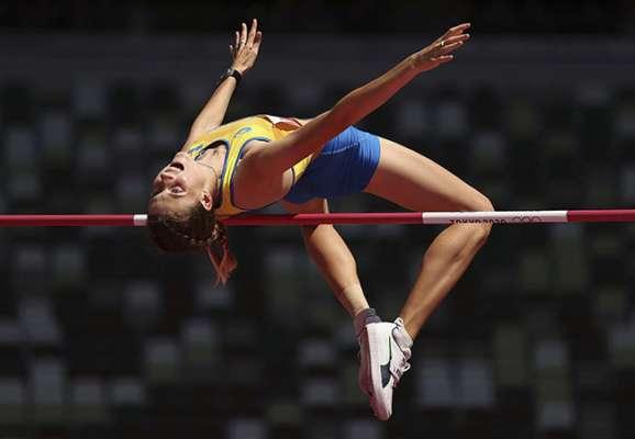 Три украинки квалифицировались в финал в прыжках в высоту