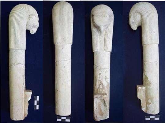 В Египте нашли древние инструменты для проведения религиозных ритуалов
