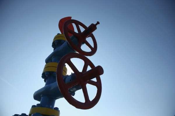 Украина значительно увеличила импорт газа в подземные хранилища