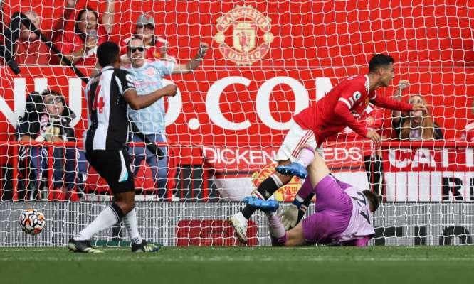 Манчестер Юнайтед - Ньюкасл - 4:1. Обзор матча и видео голов