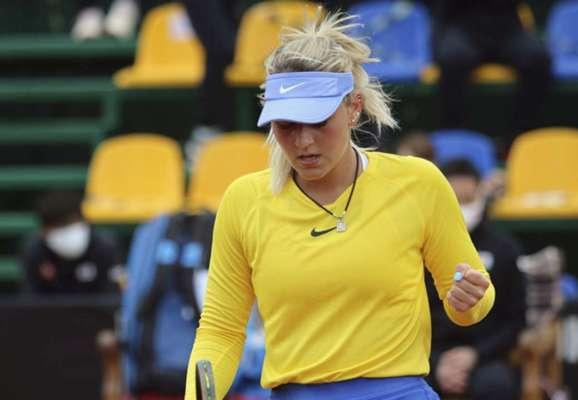 Україна піднялася в рейтингу Біллі Джин Кінг