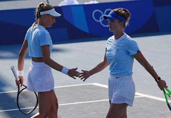 Світоліна і Ястремська програли в парі на Олімпіаді-2020