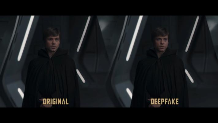 """Disney взяла на работу пользователя YouTube после того, как он улучшил графику в сцене """"Мандалорца"""""""