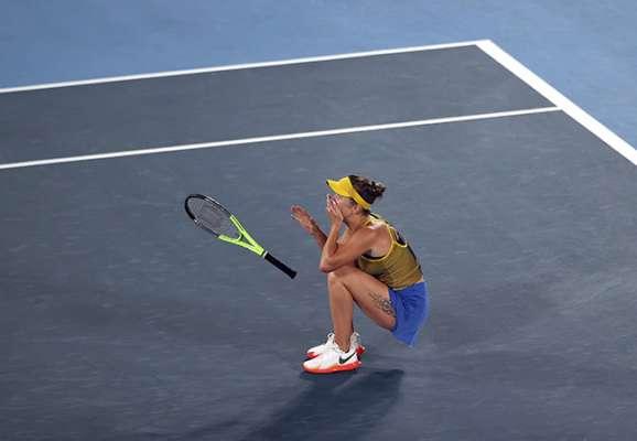 Медаль Свитолиной – первая для Украины в теннисе на Олимпиадах