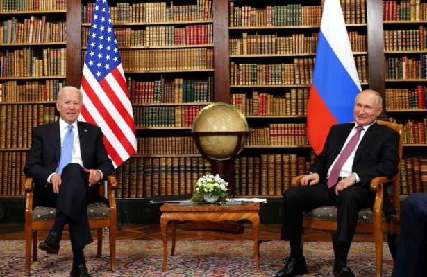 Путін розповів, які теми обговорив з Байденом