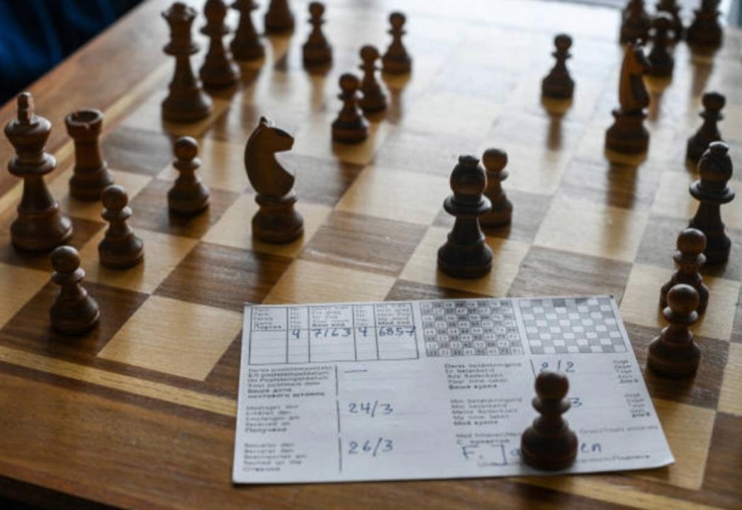 Самая быстрая расстановка шахмат: установлен новый мировой рекорд. Видео