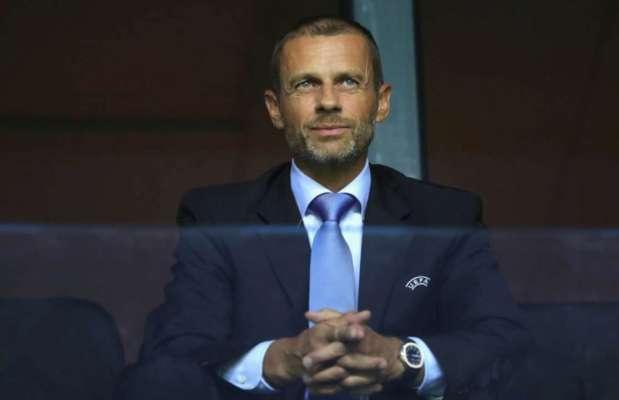 Президент УЄФА поставив в приклад Баварію всім іншим клубам