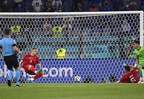 Демирал – автор первого гола на Евро-2020! Но в свои ворота 🤷♂️ (ВИДЕО)