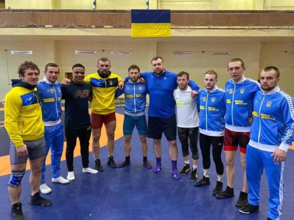 Беленюк поїде на чемпіонат Європи з греко-римської боротьби
