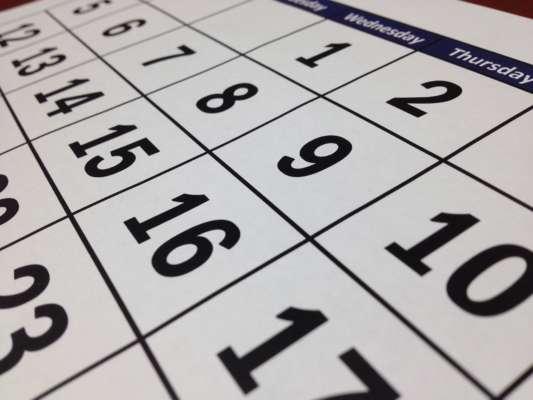 Кабмін планує перенести два робочі дні у 2022 році