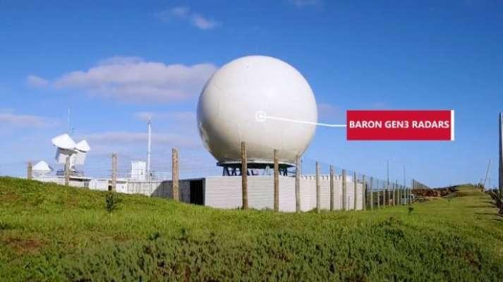 В Україні встановлять американські гідрометеорологічні радари