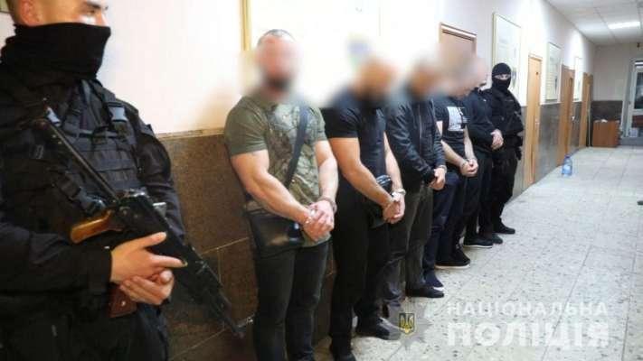 На Закарпатті поліцейські організували масштабну операцію по затриманню членів небезпечної банди