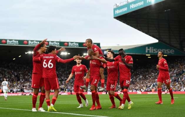 Лідс - Ліверпуль - 0:3. Огляд матчу і відео голів