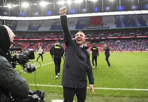 Лестер вперше в історії виграв Кубок Англії!