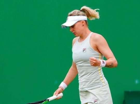 Козлова пробилася в 1/4 фіналу на турнірі в Гдині