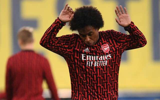 Милан готов подписать Виллиана