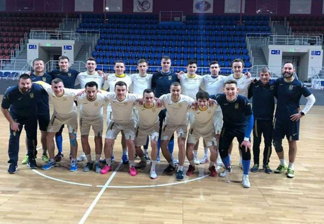 Збірна Албанії не зможе прилетіти на гру з Україною у відборі на футзальний Євро-2022