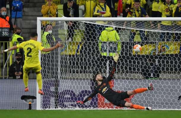 Вільярреал та Манчестер Юнайтед встановили рекорд єврокубків