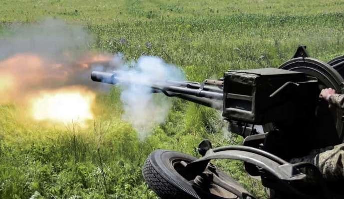 Один украинский защитник ранен в результате обстрелов на Донбассе