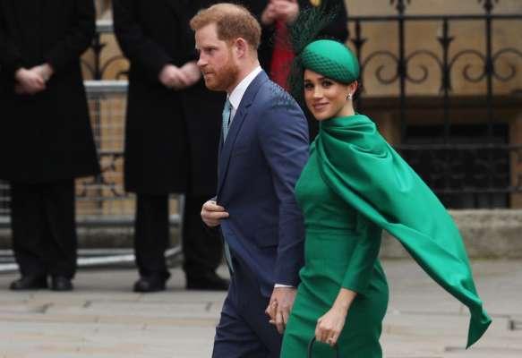 Принц Уильям выселил брата Гарри и Меган Маркл из Кенсингтонского дворца