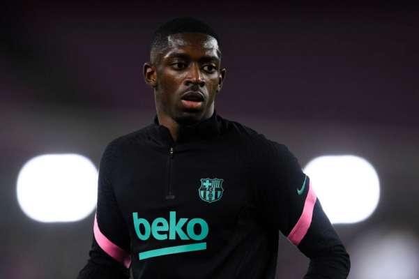 Барселона намагається змусити Дембеле продовжити контракт