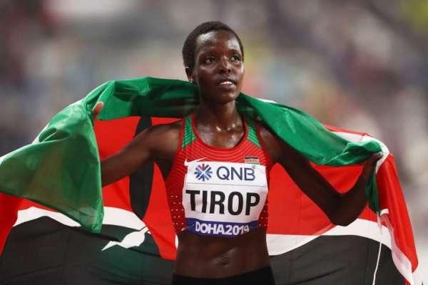 Кенийская бегунья Тироп найдена мертвой у себя дома