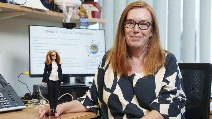В честь профессора, которая разработала вакцину против Covid-19, выпустили куклу Барби
