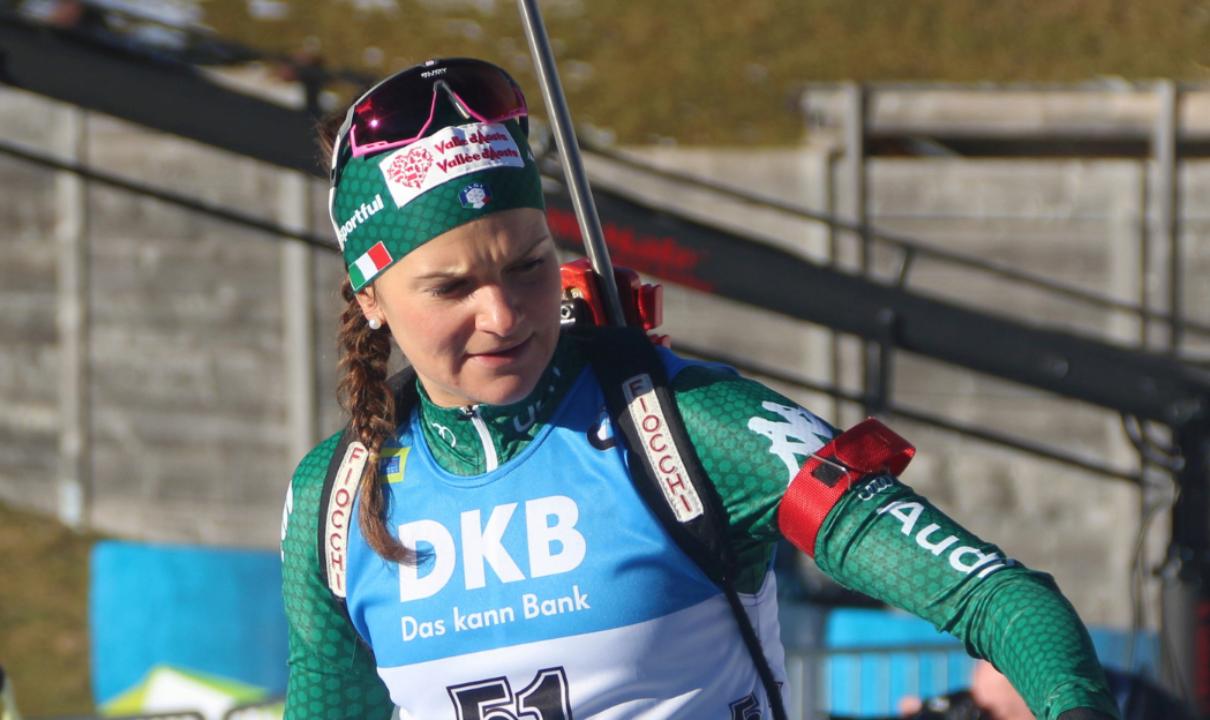 Титулованная итальянская биатлонистка завершила карьеру