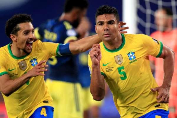 Кубок Америки. Бразилія насилу здолала Колумбію